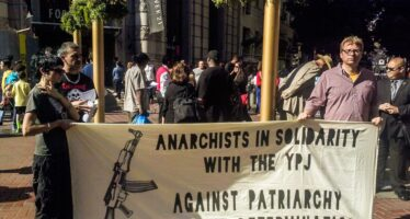 Terrorism policing: the YPG/YPJ, an ally abroad but a danger at home?